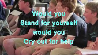 What Would You Do - Cimorelli (Lyrics)