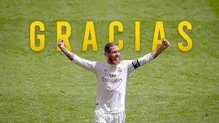 Thank you Sergio Ramos – Goodbye Captain | 2005-2021