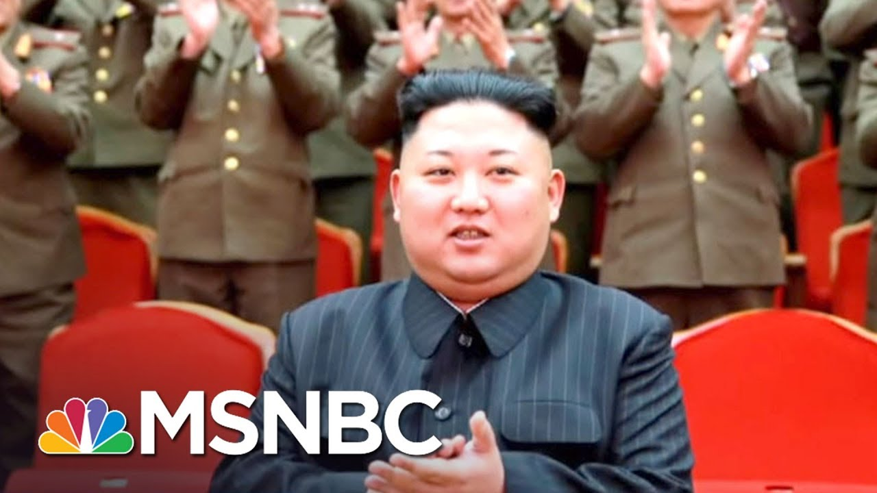 How Can Tensions Lower Between U.S. And North Korea? | MSNBC thumbnail