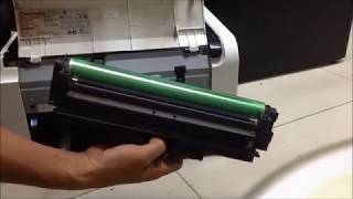 Fix Printer Hp Laser Jet Cp1025 Color Error Cannot Print