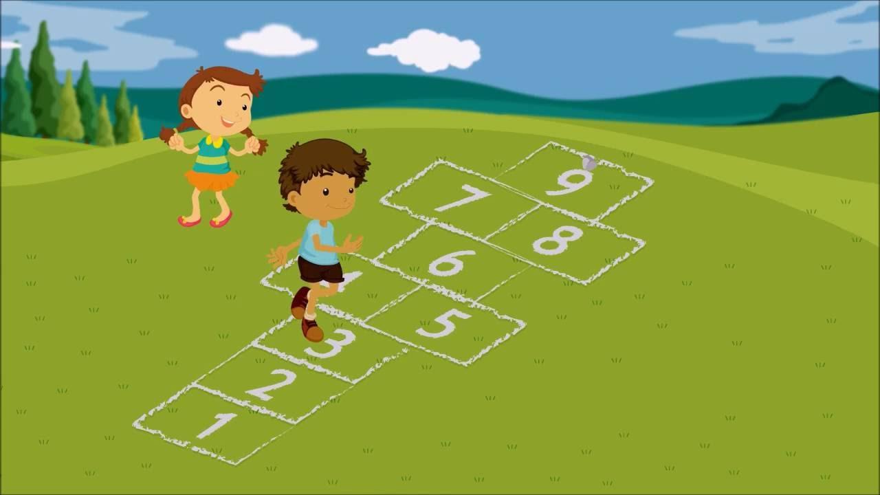 Vamos a aprender los números del 1 al 10 hacia delante y hacia atrás.