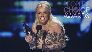 Бритни Спирс, Britney Spears - People Choice Awards 2014 Favorite Pop Artist