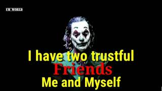 Jokers Quotes On The People Of Fake World , Watch And Remember