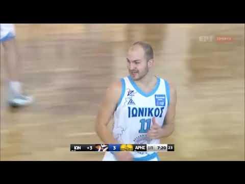 Basket League | Ιωνικός – ΑΡΗΣ | 03/01/2021 | ΕΡΤ