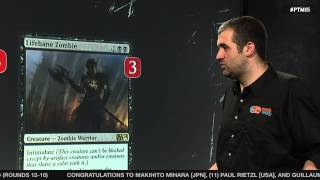 Pro Tour Magic 2015: Deck Tech with William Jensen -