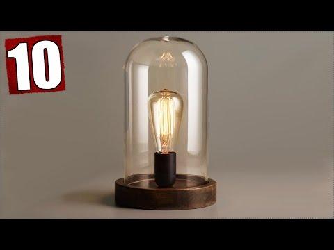 10 КРУТЫХ НАСТОЛЬНЫХ ЛАМП С АЛИЭКСПРЕСС | Настольный светильник с Aliexpress