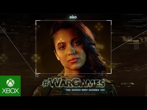 #WarGames Trailer thumbnail