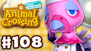 Turkey Day with Franklin! Secret Ingredients! - Animal Crossing: New Horizons - Gameplay Part 108