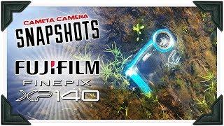 Cameta Camera SNAPSHOTS - Fujifilm Finepix XP140 Waterproof Digital Camera