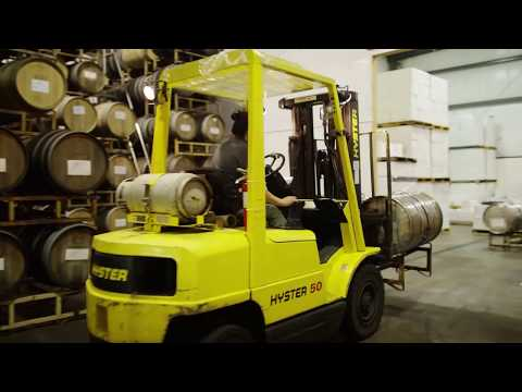 Papé Material Handling in the Wine Industry