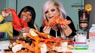 Seafood Boil With Trisha Paytas