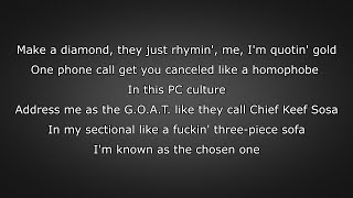 J. Cole - the climb back (Lyrics)