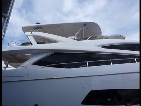 Inside a $4Million luxury yacht tour