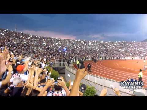 """""""Ultimo partido en el Tec - Desde la tribuna"""" Barra: La Adicción • Club: Monterrey"""