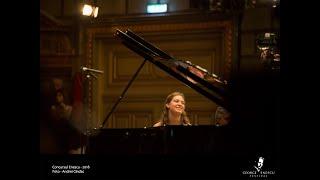 Selgusid Enescu konkursi võitjad viiuli- ja klaverikategoorias