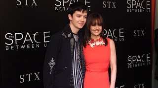 """""""The Space Between Us"""" Red Carpet"""