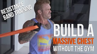 Build a Big Chest Without the Gym | Resistance Band Training