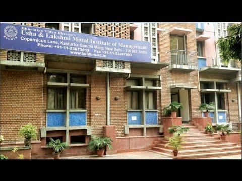 Bharatiya Vidya Bhavan's Usha & Lakshmi Mittal Institute of Management video cover2