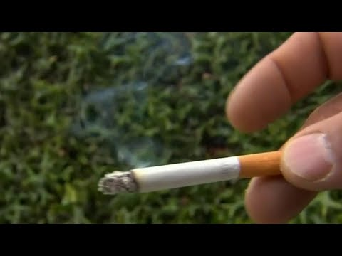The relation between smoking, vaping and COVID-19 risk