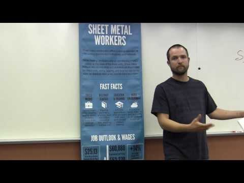 Trade Up: Meet The Sheet Metal Workers (Part 2)
