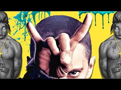 2Pac & Eminem - Bad Boy Massacre (2021)