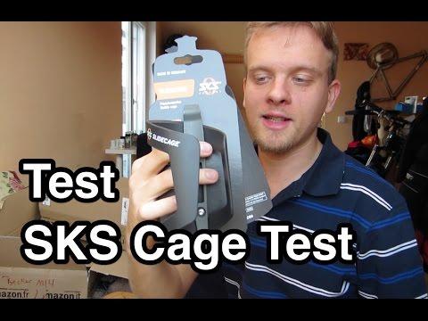 Test SKS Topcage Flaschenhalter | Test SKS Slidecage Flaschenhalter | Trinkflaschenhalter Test