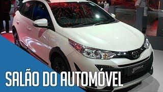 Salão do Automóvel SP 2018 - Toyota