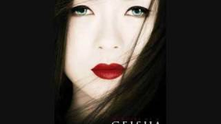 Soundtrack Memoirs of a Geisha