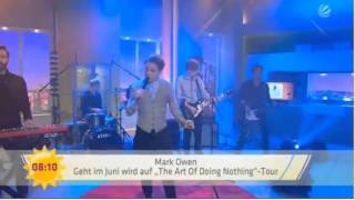 Mark Owen Sat1 'Stars' Clip