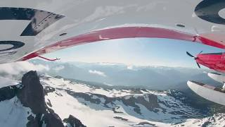 Virtual Reality Flight: Whistler/Vancouver