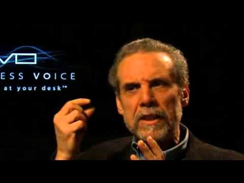 Still Image from the video: Daniel Goleman why leaders need to focus on goals in downturns