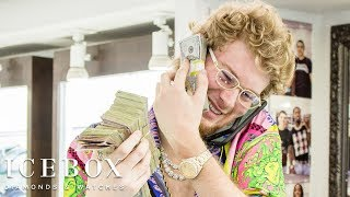 Yung Gravy Explains How He Got His Name While Shopping For Cartier Glasses!