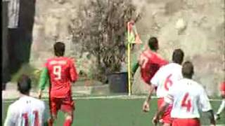 preview picture of video 'FC Lusitans - FC Santa Coloma (Copa Constitució 2009/10)'