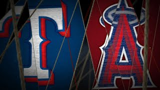 Rangers' offense spoils Angels' home opener - 4/4/19