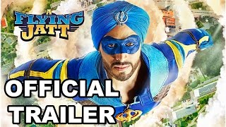 A Flying Jatt  Official Trailer  Tiger Shroff Jacqueline Fernandez And Nathan Jones