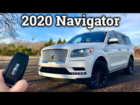 External Review Video 1J9vIOd-s7k for Lincoln Navigator & Navigator L (4th gen)