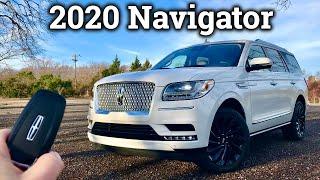 Lincoln Navigator 2017 - dabar