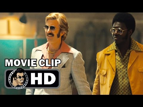 FREE FIRE Movie Clip - Introductions (2017) Armie Hammer Brie Larson Action Comedy HD