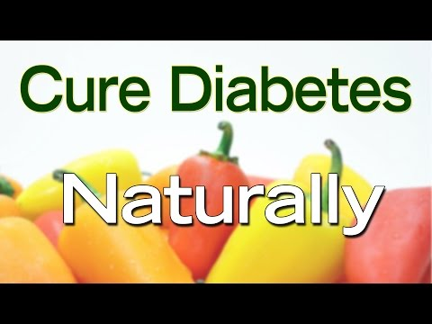Diabetes Cure - The Natural Way