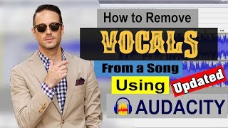 how to remove vocals from a song - मुफ्त ऑनलाइन