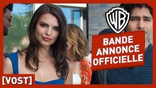 ENTOURAGE - Bande Annonce Officielle 2 (VOST) - Adrian Grenier / Jeremy Piven / Emily Ratajkowski