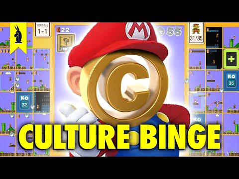 Nintendo's Stolen Ideas – Culture Binge Episode #39