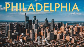 Philadelphia 4K | Drone Shots FPV & Aerial Film Flying Over | Beautiful Destinations 14. Episode