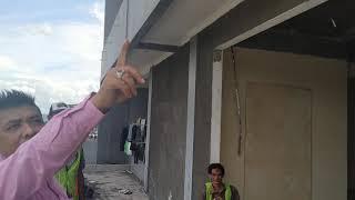 Bongkar Gedung Rumah Sakit Malang