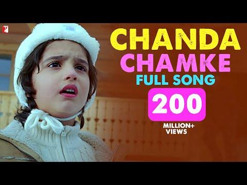 Chanda Chamke - Full Song | Fanaa | Aamir Khan, Kajol, Rishi Kapoor | Babul Supriyo, Mahalaxmi Iyer