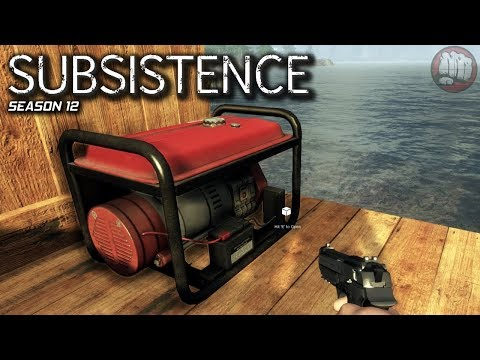 Crank It Up | Subsistence Gameplay | Alpha 50 EP4