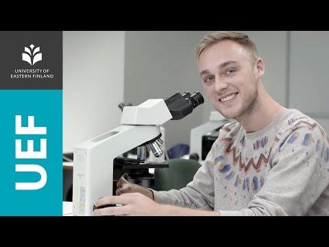 Video UEF // Biomedicine - Become a Professional in Molecular Medicine