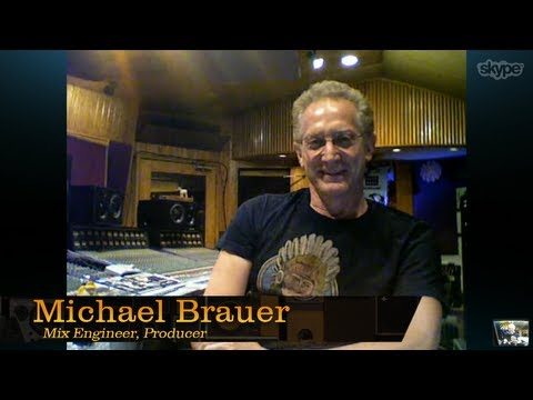 Pensado's Place #70 – Mixing Engineer and Producer, Michael Brauer