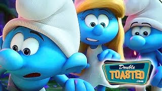 SMURFS THE LOST VILLAGE MOVIE REVIEW  Double Toasted Review