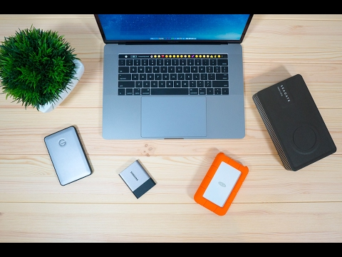 The Top Video Editing and Storage Drives 2017